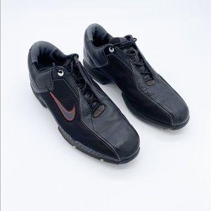 Nike Black Tiger Woods Golf Shoes Mens 10